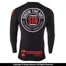 Inverted Gear x Show The Art Rash Guard